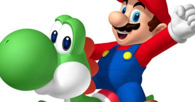 Mario et Yoshi : le secret