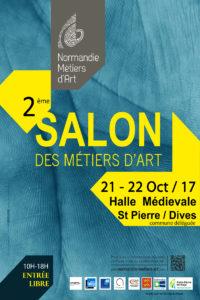 Normandie Métiers d'Art : 2° Salon des Métiers d'Art à Saint Pierre sur Dives