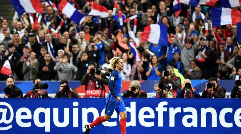 La France au mondial