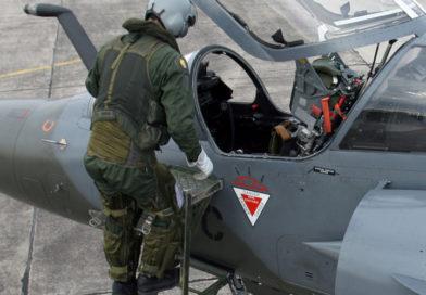 Devenir un pilote d'essai est un travail difficile!