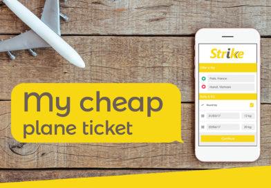 Cette start-up qui veut réduire le prix du billet d'avion grâce aux kilos disponibles