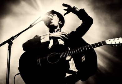 Slim Paul, chanteur de Scarecrow, revient avec son 1er album solo