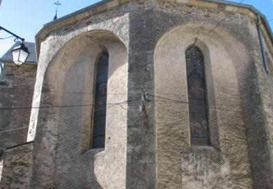 Lancement d'une souscription Fondation du patrimoine pour la restauration de l'église de Laroque à FAYET (Aveyron)
