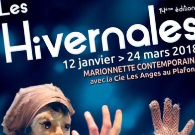 La Compagnie Atelier de l'Orage affiche salles combles pour les premières représentations du festival « Les Hivernales 2018 » !