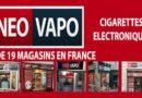 Neovapo la Rochelle, un fantastique choix d'e-liquides français !