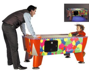 Le modèle baby de air-hockey