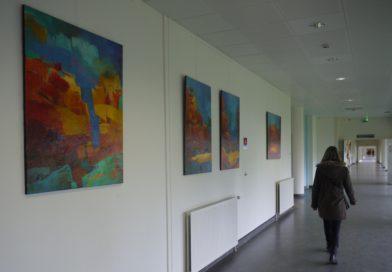 Des œuvres d'art pour décorer les locaux des entreprises