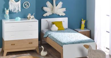 Des meubles enfants écologiques et Made In France