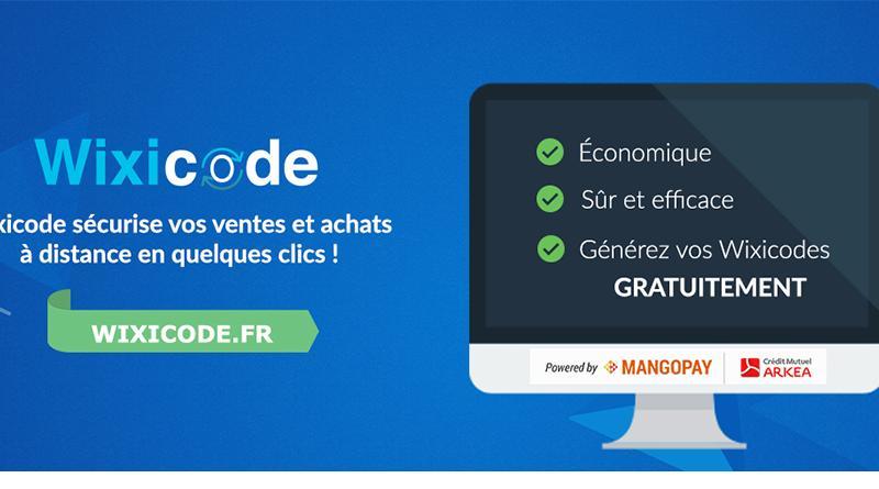 Révolutionner votre façon d'acheter et de vendre sur internet, c'est la promesse faite par la startup Wixicode.