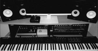 Un studio d'enregistrement en Creuse