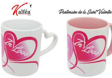 Cadeaux de Saint Valentin avec Kalféa