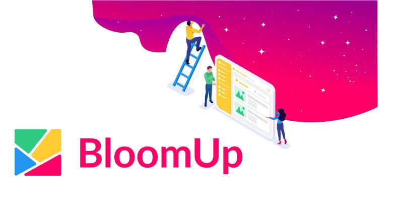 BloomUp plateforme collaborative