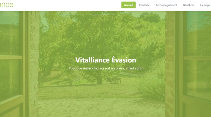 site vitalliance-evasion.fr