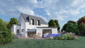 maison traditionnelle de 220 000 euros