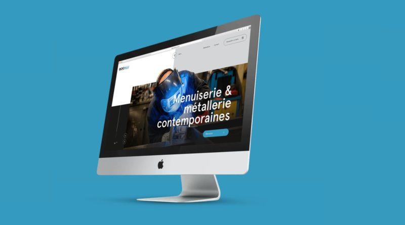Spécialiste des fenêtres aluminium, la menuiserie Socalu à Mulhouse lance son site internet. Une création web de l'agence Mars Rouge.