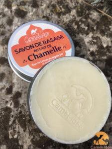 savon de rasage au lait de chamelle camel-idee camel milk 6
