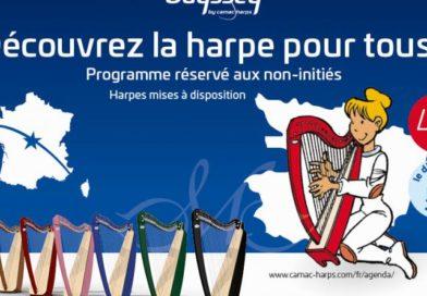 La harpe pour tous