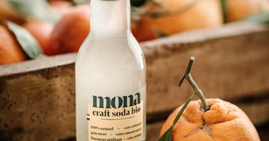 APPIE présente MONA, les Craft Sodas Bio 100% naturels