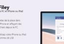 transférer des fichiers entre iPhone et PC avec CopyTrans Filey